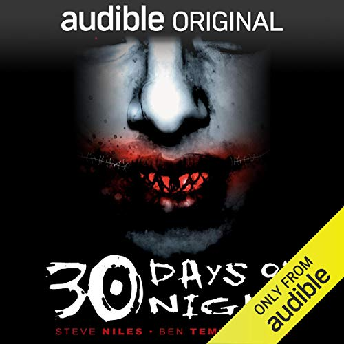 30 Days of Night  By  cover art