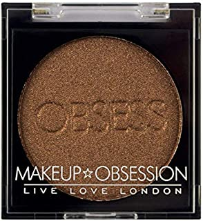 Makeup Obsession Eyeshadow, E165 Honeycomb, 2g