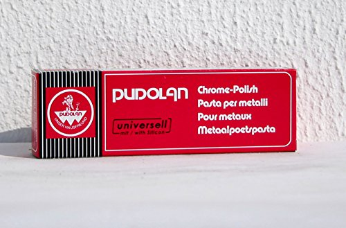 Pudol Chrompolish Chromputz Tube 0,125 Liter