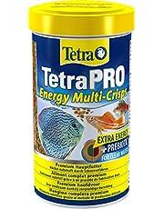 Tetra PRO Energy Multi-Crisps Mangime Completo di Alta qualità con Valori Nutrizionali Elevati, Concentrato di Energia Addizionale Aumenta la Vitalità dei Pesci - 500 ml