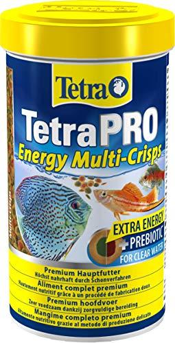 TETRA TetraPro Energy - Aliment Complet supérieur pour Poissons tropicaux - 500ml
