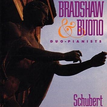 Bradshaw & Buono Perform Schubert