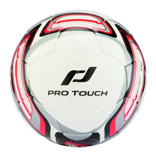 Pro Touch Fußball Force 100 Gr.5 Fb. weiss/silber/rot