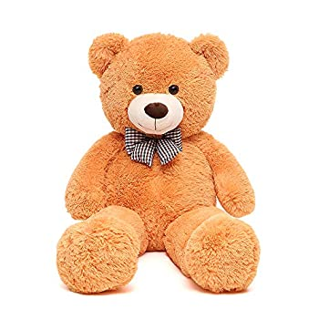 MorisMos Giant Teddy Bear Cute Soft Toys Teddy Bear for Girlfriend Kids