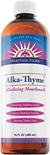 Heritage Store Alka-Thyme, 16 Ounce