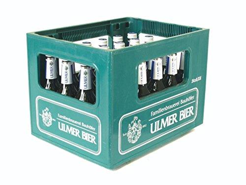 24 x Ulmer Export 0,33 Liter 5,4% vol. Originalkiste MEHRWEG