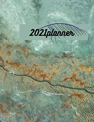 2021 planner: booqool 2021planner