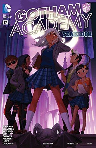 Download Gotham Academy (2014-) #17 (English Edition) B01D5E42GU