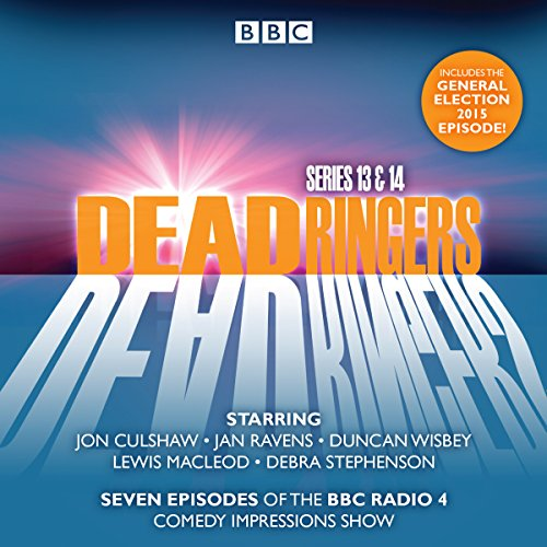 Dead Ringers Series 13 & 14 cover art