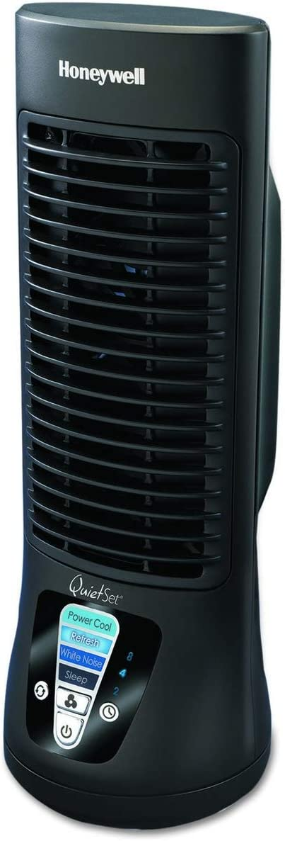 Honeywell QuietSet Mini Tower New product! New type Table Fan HTF210B Pack Black lowest price 2