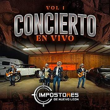 Concierto En Vivo, Vol. 1