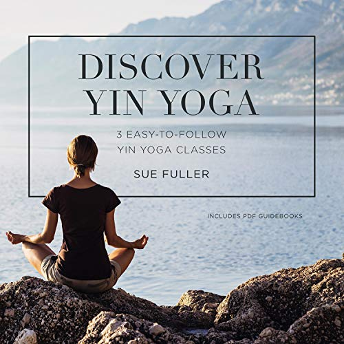 Discover Yin Yoga Audiobook By Greg Finch cover art