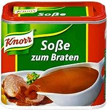 Knorr Sosse Zum Braten (Roast Gravy Mix)-Pack of 2 Containers