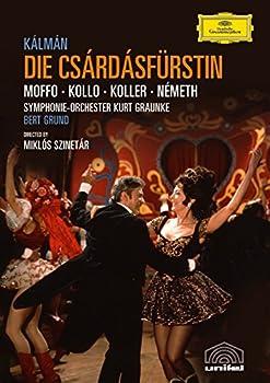 DVD Kalman-Die Csardasfurstin Book