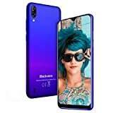 Teléfono Móvil, Blackview A60 Smartphone de 6.1' (19.2:9) Waterdrop Screen Movil, 16GB ROM, 128GB...