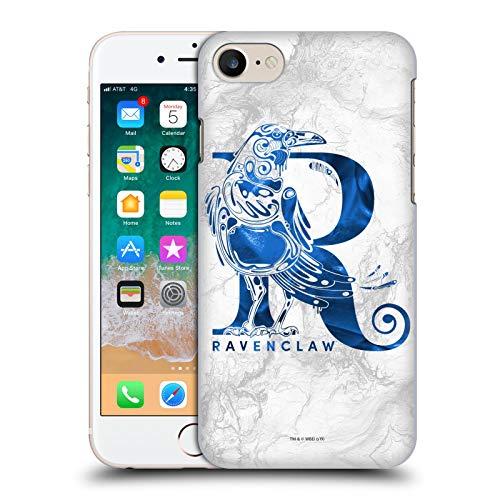 Cover posteriore rigida ufficiale Harry Potter Ravenclaw Aguamenti Doni della Morte IX compatibile per Apple iPhone 7 / iPhone 8 / iPhone SE 2020