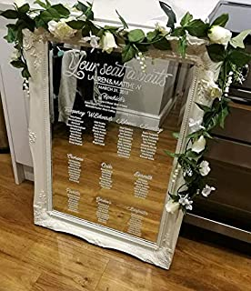 Best mirror table plan stickers Reviews