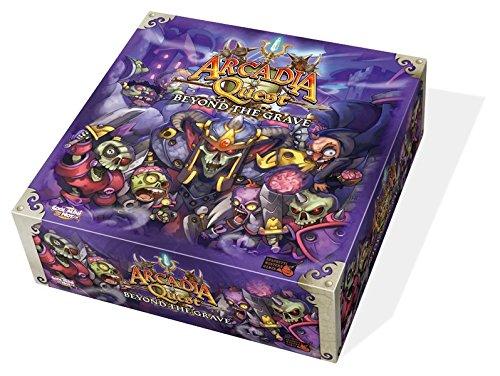 Jogo de campanha Quest Beyond The Grave Arcadia