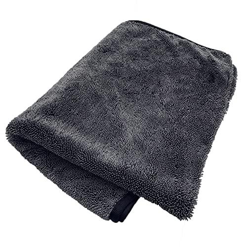 MDHANBK Toallas, paño de limpieza de microfibra eficaz, paño de lavado de coches extremadamente absorbente, cuidado de lavado de coches, limpieza y secado de coches
