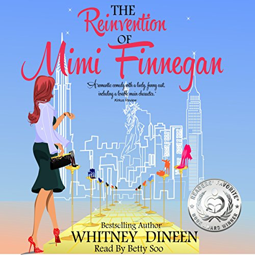 The Reinvention of Mimi Finnegan cover art