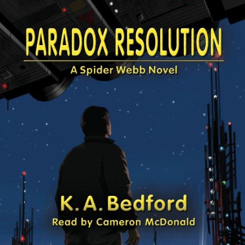 Paradox Resolution audiobook cover art