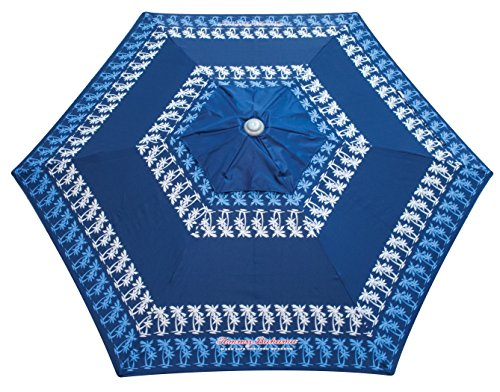 Tommy Bahama Market Umbrella - Blue Print
