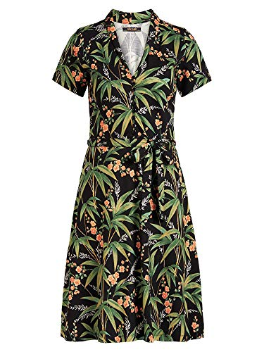 King Louie Emmy Dress Tahiti Dames blousejurk