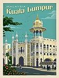 Noone Brand Malaysia Kuala Lumpur Blechschild Wandschilder