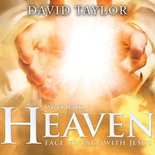 My Trip to Heaven audiobook cover art