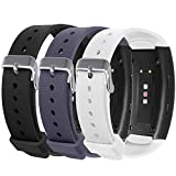 Compatible Samsung Gear Fit 2 Pro / Fit 2 Band, NaHai Silicone Replacement Strap for Samsung Gear Fit2 and Fit2 Pro