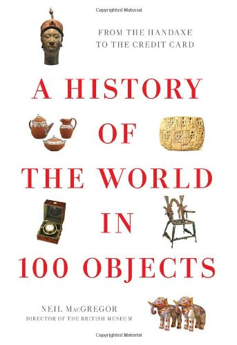 Image of A History of the World in 100 Objects