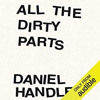 All the Dirty Parts audiobook cover art