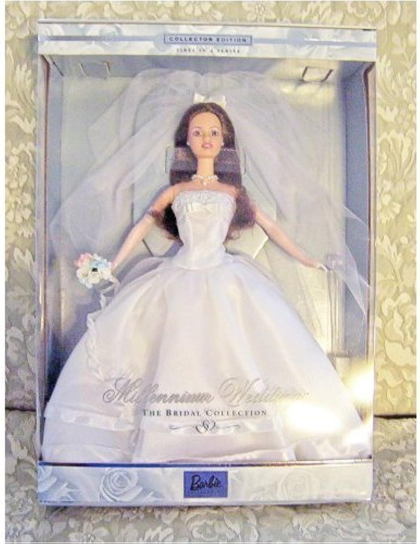 100% autentico 1999 Millennium Wedding Wedding Wedding Barbie (Brunette)  El ultimo 2018
