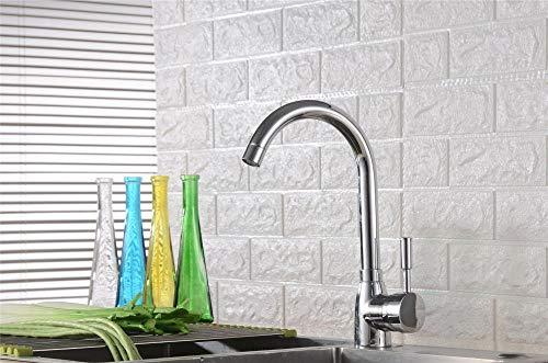 Badrum köksarmatur köksarmaturer, tvättställsarmaturer, badrum och kök installation högklassig blandare 360 grader vridbar vattenkran diskbänk varm och kall vattenkran