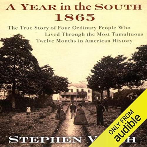 A Year in the South: 1865 cover art