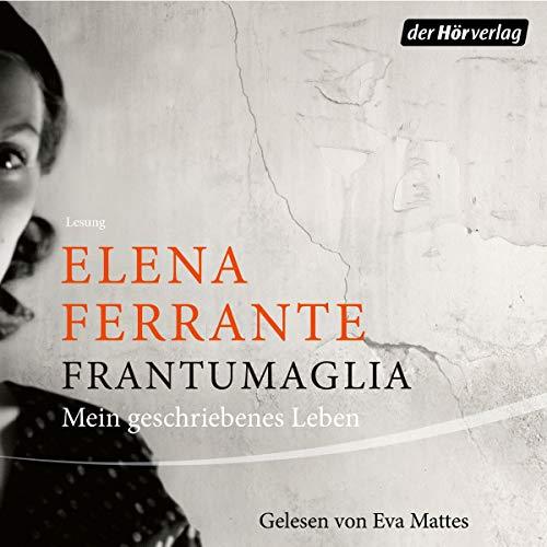 Frantumaglia audiobook cover art