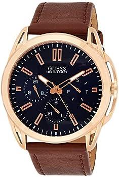 Guess Vertex Mens Analog Japanese Quartz Watch