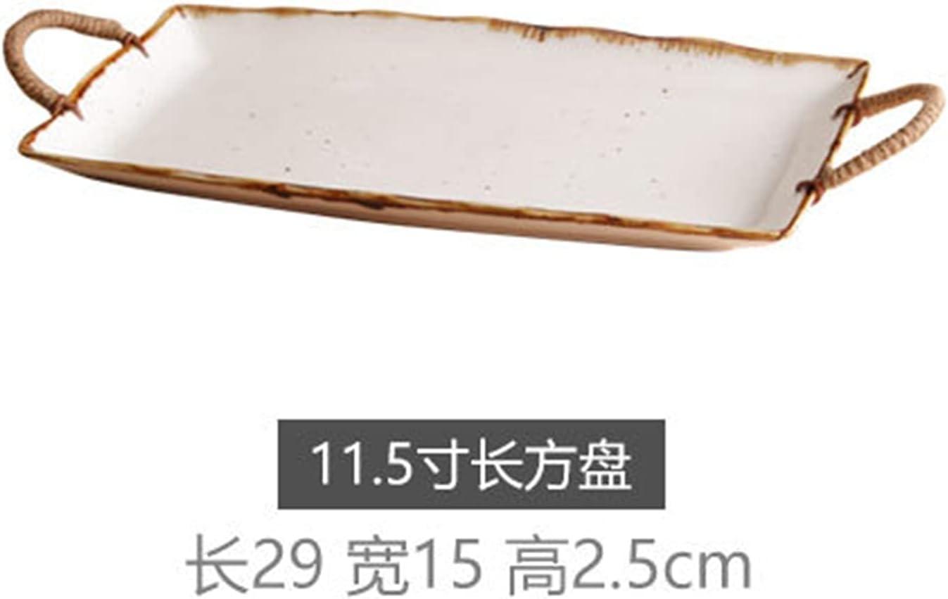 salad bowl Japanese style retro bowls creative ceramic and home 2021 new Sale item