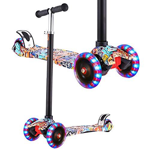 Hikole Scooter for Kids, 3...