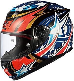 オージーケーカブト(OGK KABUTO)バイクヘルメット フルフェイス RT-33 ACTIVE STAR (アクティブスター) ブラック (サイズ:M) RT-33