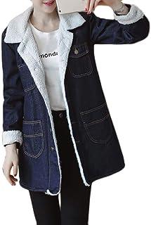 YUNY Womens Open-Front Hoodie Velvet Oversize Mid-Long Pocket Outwear Coat White 4XL