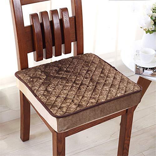 Schwamm Dicke Polsterung Sitzkissen Super Weiche Luxus Sitzkissen Für Stühle Geeignet Für Reisen Sitzkissen Stuhl Gartenkissen Sitzpolster Sessel Stuhlkissen