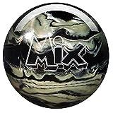 Storm Mix Urethane Bowling Ball- Black/White Pearl (14lbs)