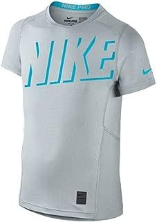 NIKE Pro Hypercool Big Kids' (Boys') Short Sleeve Training Top 724456-012