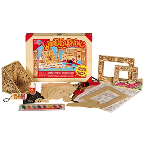 Product Image of the T.S. Shure Woodburning Creations Kit