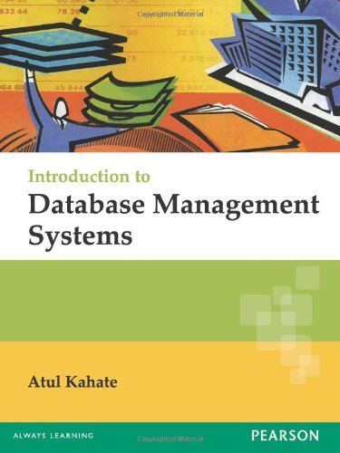 Introduction to Database Management Systems, 1e