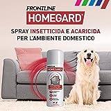 Zoom IMG-1 frontline homegard spray insetticida antipulci
