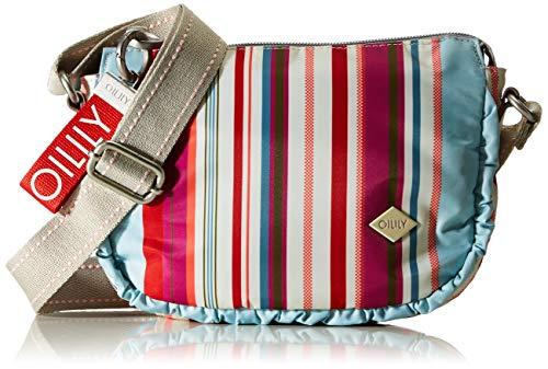 Oilily Damen Birdy Shoulderbag Shz 1 Schultertasche, Pink (Pink), 7x14.5x21.5 cm
