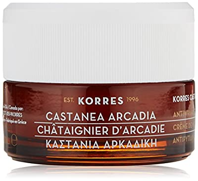 KORRES Castanea Arcadia Antiwrinkle and Firming Day Cream, Dry to Very Dry Skin 40 ml