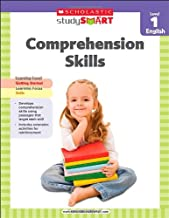 Scholastic Study Smart Comprehension Skills Level 1